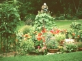 irena-martens-sculpturebeanlady-in-vegetable-garden